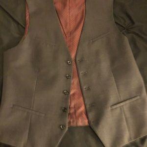 Men's Express suit vest